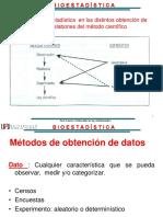 Clase 2 Bioestadistica FPA