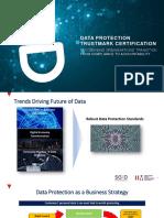 Data Protection Trustmark Certification by IMDA