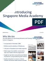 PDC Prospectus by Singapore Media Academy