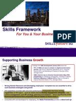 Skills Framework for Tourism by SkillsFuture Singapore