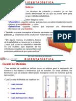 Clase 3 Bioestadistica FPA