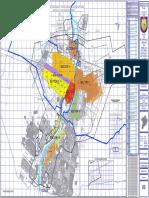 010 Plano de Sectorizacion y Poblacion