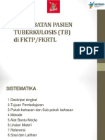 Mi.2 Pengobatan Tb Fktp Fkrtl Up Date Irfan 7 Maret 2018