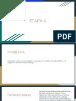 ETAPA 4 (2)