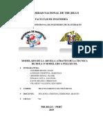 Lab Modelado de Arcilla Tecnica de Bola o Modelado a Pellizcos. Velarde