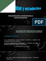 Probabilidad y Estadística EXPO