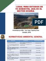 Marco Legal Para EIA Sector Mineria