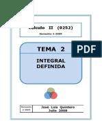 Calculo II (Tema 2)