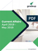 Current Affairs April May 2019 92