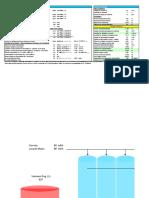 Cálculo Filtros GreenSand