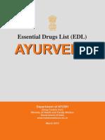 Essential Ayurveda Medicines