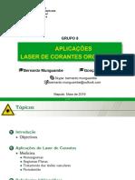 Dye Laser Apps