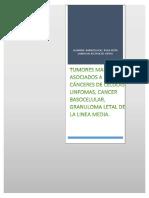 Barboza y Sandoval _ Tumores Malignos Asociados a Cancer de Células Escamosaa