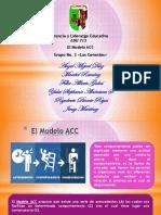 El Modelo Acc