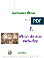 Corrientes Éticas 2019