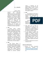 Evolución Histórica Del Desarrollo Organizacional