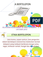 Etika Bertelepon Final