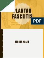Plantar Fasciitis - Copy