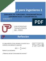 PPT Semana 9 Ses 17 Derivada Trigo Expon y Logarit-1
