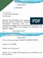 03 Administrativo Personalidad Juridica Del Estado