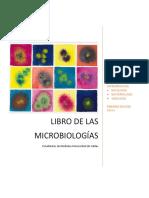 Libro de Las Microbiologías U. Caldas