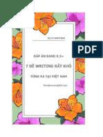 Đáp Án 7 Đề Writing Khó Nhất Việt Nam .pdf