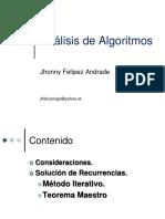 04-Análisis de Algoritmos3