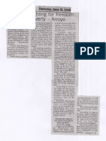 Peoples Journal, June 13, 2019, Continue fighting for freedom from poverty-Arroyo.pdf