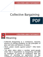 3 Collective Bargaining