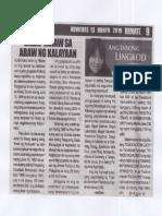 Remate, June 13, 2019, Balik-tanaw sa araw ng Kalayaan.pdf