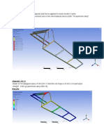 Analysis of Chassis