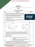 CBSE Class 10 Physics Worksheet - Electricity.pdf