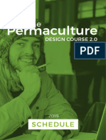 Online PDC 2019 Course Schedule