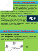 LAN System and Configuration