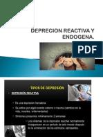 Depresion Reactiva y Endogena