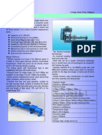 III 4.1 GN Single Screw Pump CatalogueSILI PUMP