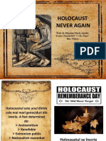 Holocaust Never Again