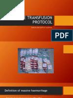 Massive Transfusion Protocol-bbh
