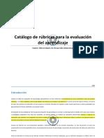 Catalogo de Rubricas (1)