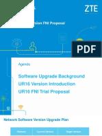 ZTE UR16 SW Version FNI Proposal_V1_20170918