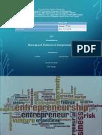 Vyom Entrepreneurship