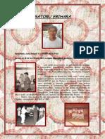 Satoru Ebihar1 Biografia