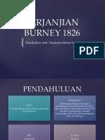 Perjanjian Burney 1826