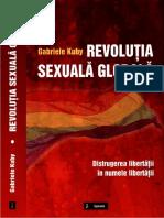 Gabriele Kuby - Revoluţia Sexuală Globală