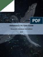 Stellarium User Guide 0.18.3 1