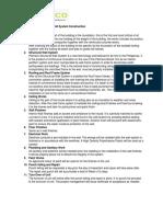 Palmeco Construction Methodology - Instabuild