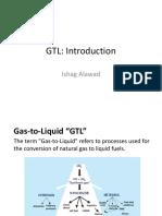Gas to Liquid
