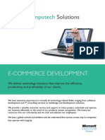 YCS e Commerce Development(2)