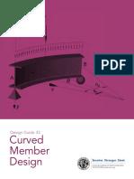 AISC Design Guide 33-Curved Member Design