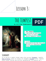L3 - The Tempest
